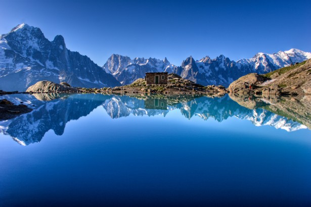 Explore Lake Geneva, Mont Blanc panorama