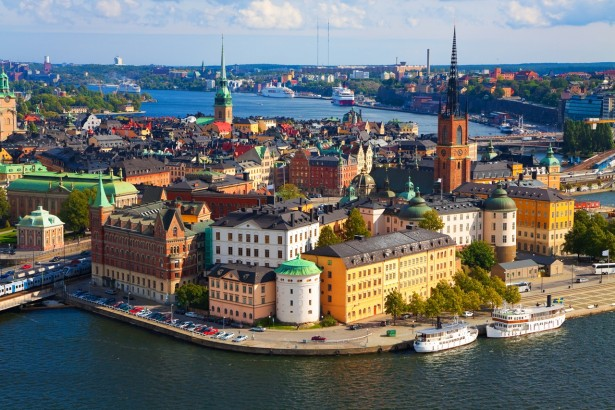 Best place to live based on zodiac signs, Stockholm