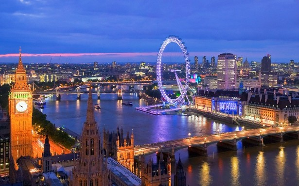 Best place to live based on  zodiac signs, London