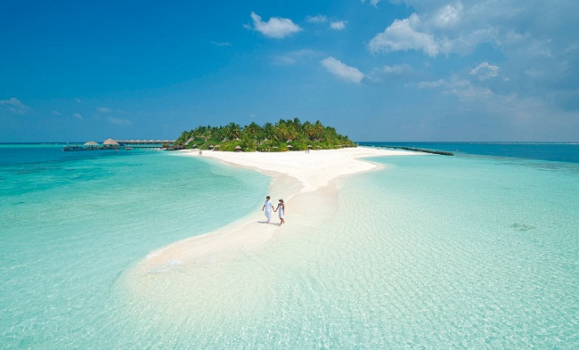 Top honeymoon destinations, Maldives
