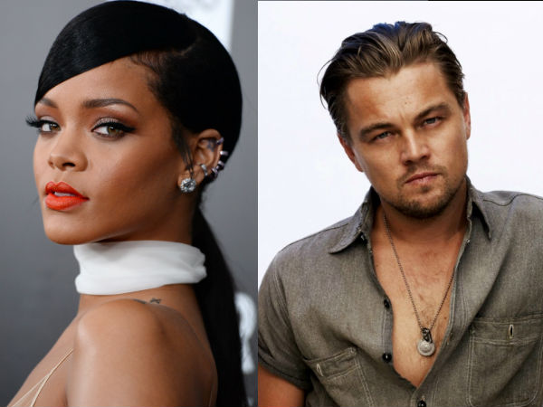 Rihanna and Leo DiCaprio become one of many celebrity couples