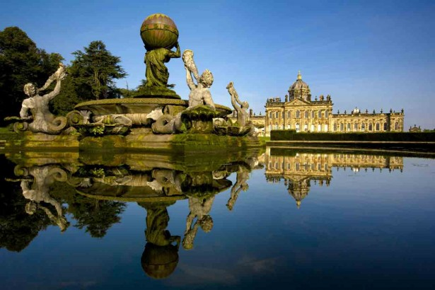 Castle Howard in England