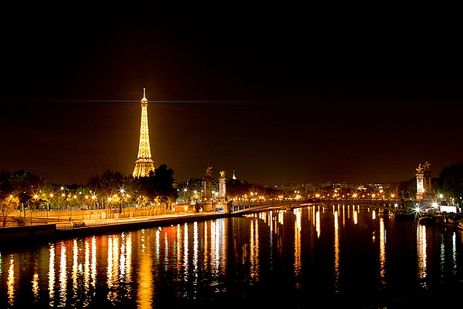 Top honeymoon destinations, Paris