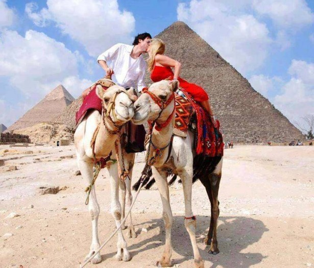 Top honeymoon destinations, Egypt