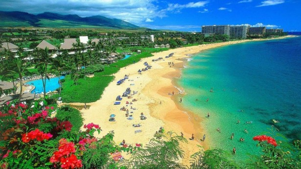 Top honeymoon destinations, Maui in Hawaii