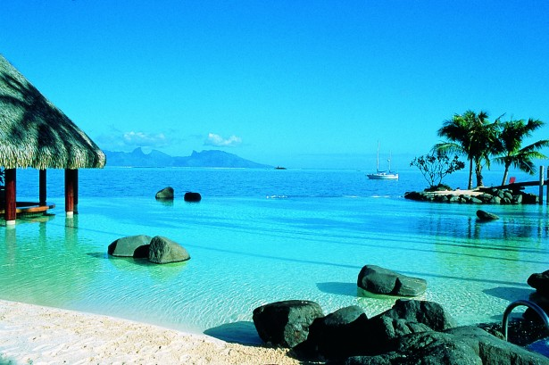 Top honeymoon destinations, Tahiti