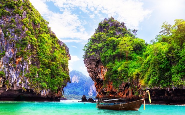 Top honeymoon destinations, Thailand
