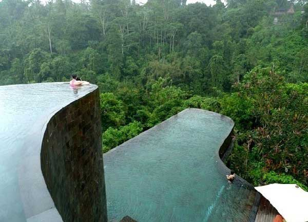 Unique hotels-Unud Hanging Gardens in Bali
