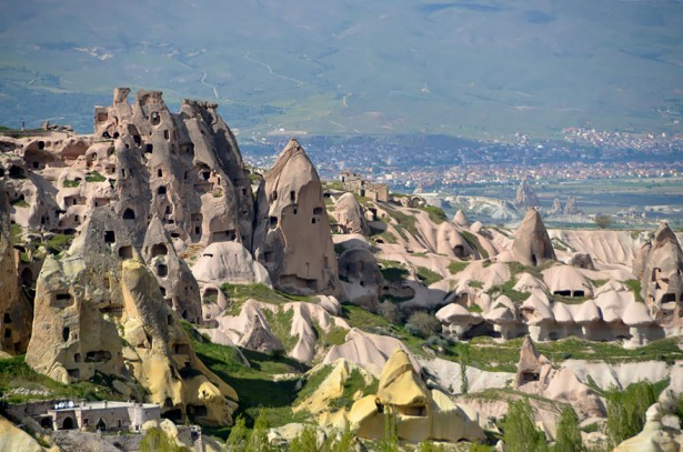 Fairy Chimney Hotel in Turkey