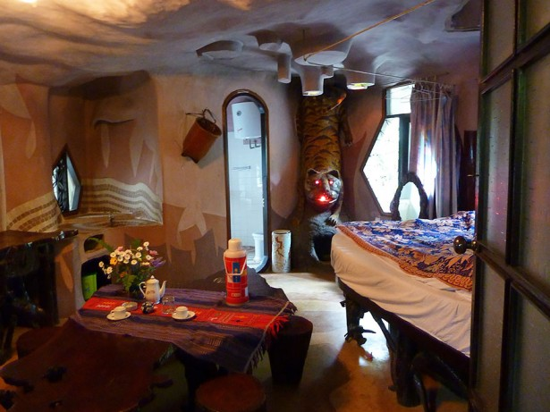 Hang Nga Guesthouse in Vietnam