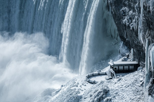 Niagara Falls, photo by Ed Norton