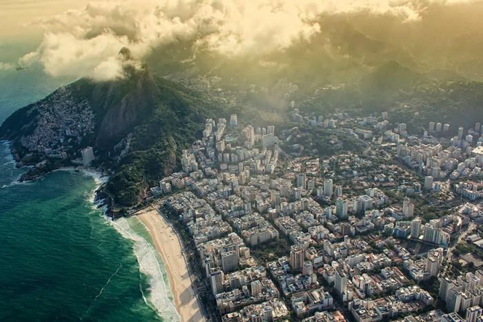 Best aerial photography of Rio de Janeiro