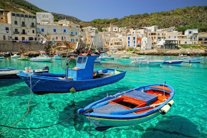 Best places to visit in Italy, Levanzo- Aegadian Islands