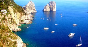 Best places to visit in Italy, Capri