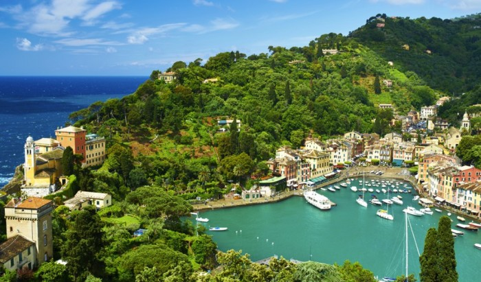 Best places to visit in Italy, Portofino