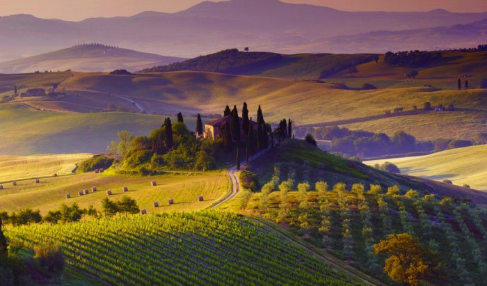 Best places to visit in Italy, San Quirico D'Orcia, Toscana