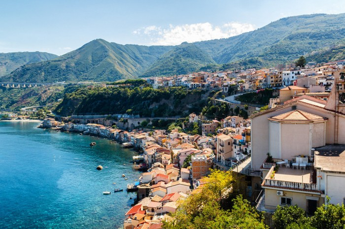 Best places to visit in Italy, Scilla in Calabria