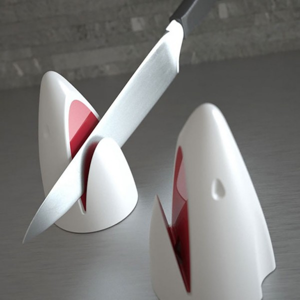 Jaws knife sharpener is one of the coolest kitchen gadgets