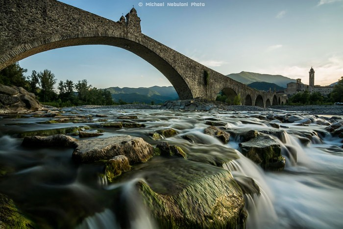 Ponte Gobbo in Italy is one of the World's most magical old bridges