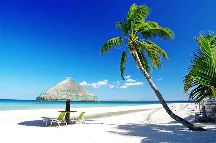 Bantayan Island , Cebu is one of the most attractive places to visit in the Philippines.