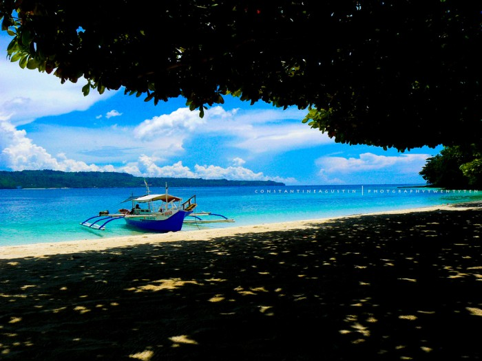 Samal in Davao is one of the most attractive places to visit in the Philippines.