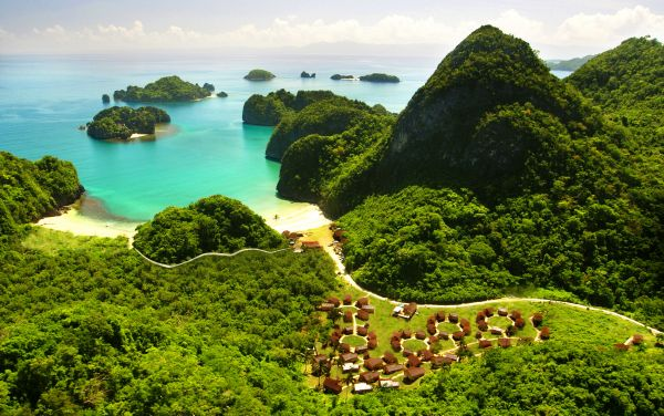 Caramoan island is one of the most attractive places to visit in the Philippines.