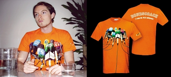 The most creative T-shirts design