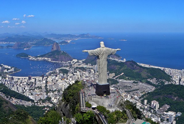 Christ the Redeemer  is one of the tourist attractions in Brazil you must visit.
