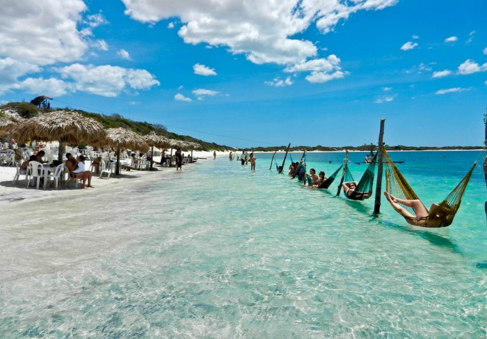 Jericoacoara is one of the tourist attractions in Brazil you must visit.