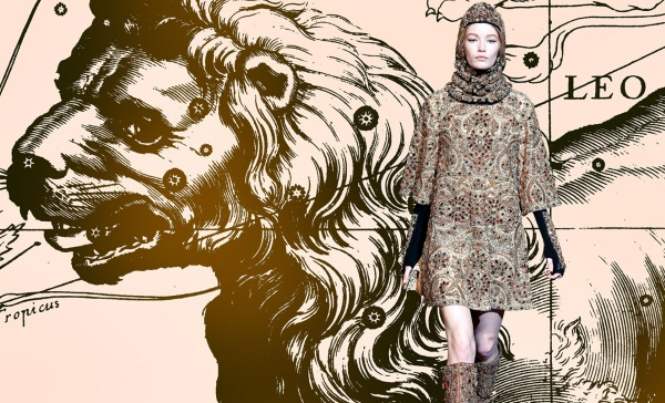 Zodiac fashion and your personal style - Leo