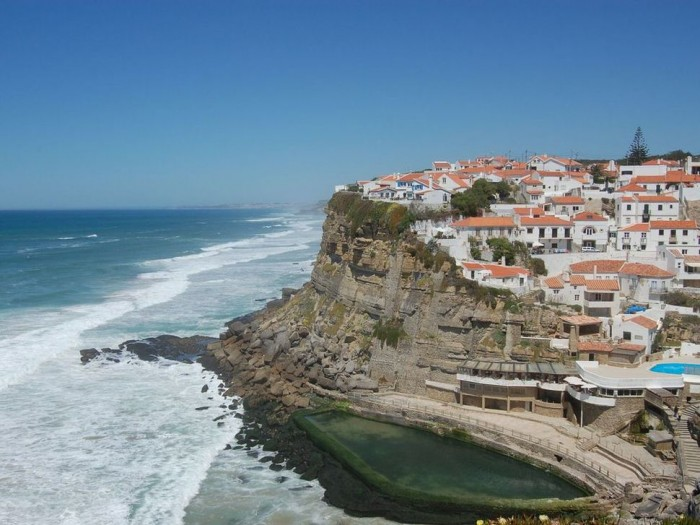 Ericeira in Portugal is one of the beautiful small towns in the world.