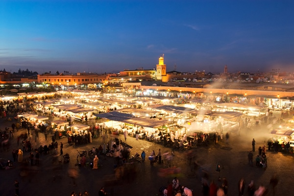 Morocco is one of the best backpacking destinations in the world.