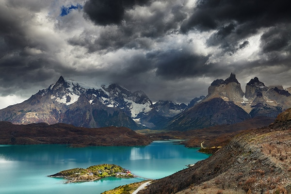 Chile and Argentina are one of the best backpacking destinations in the world.