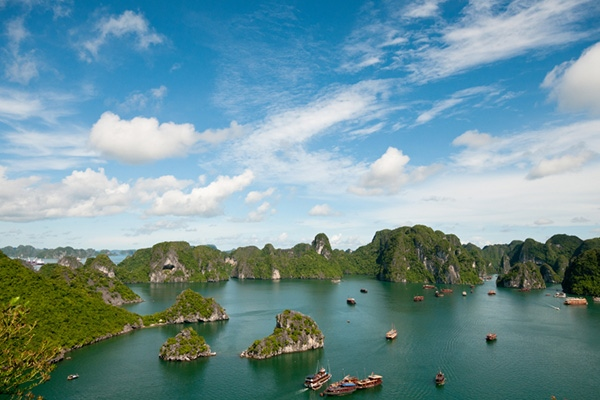 Vietnam is one of the best backpacking destinations in the world.