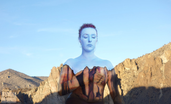 stunning body paint pictures travels and living