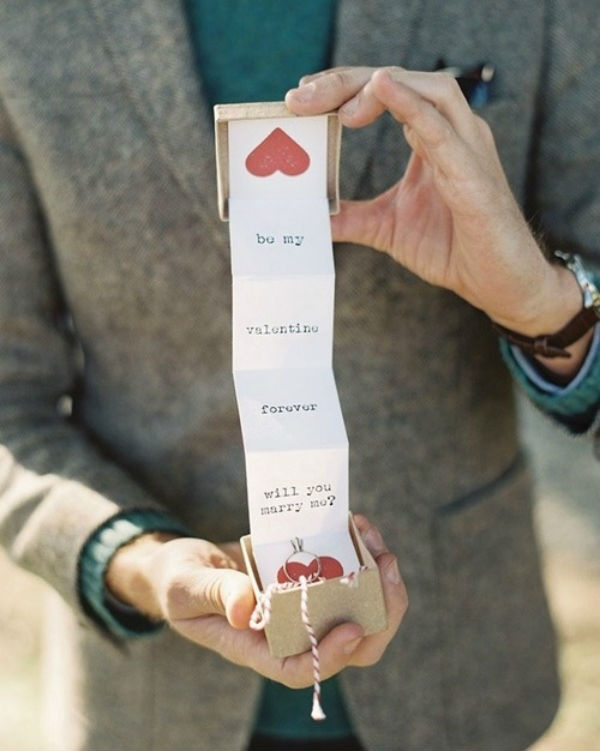 Unique Marriage Proposal Ideas Travels And Living