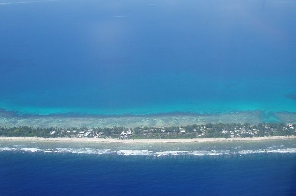 Funafuti is one of the most amazing atolls in the world.