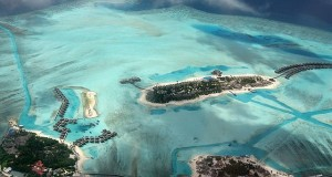 Atolls of the Maldives are one of the most amazing atolls in the world.