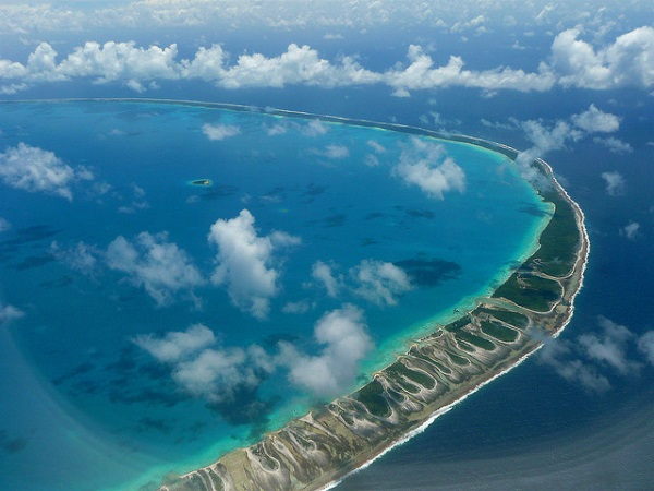 Tikehau is one of the most amazing atolls in the world.