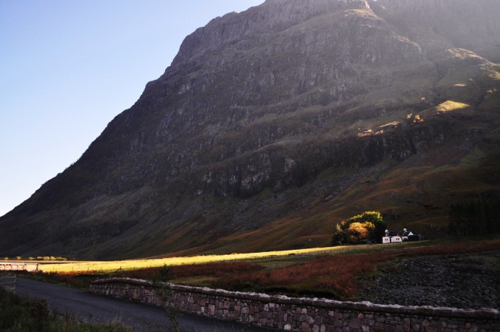 Glen Coe is one of top 15 Scotland tourist attractions.