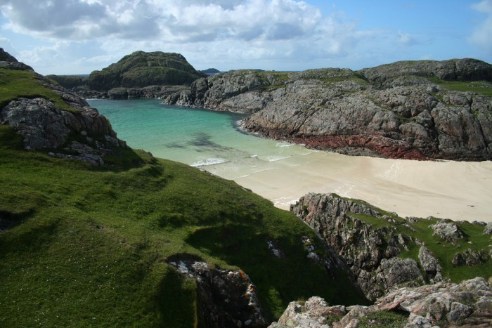 Iona in the Inner Hebrides is one of top 15 Scotland tourist attractions.