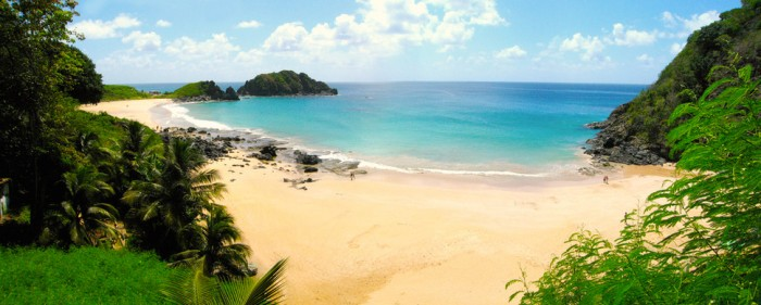 Fernando de Noronha in Brazil is the tenth on the list of top 10 island destinations for 2015.