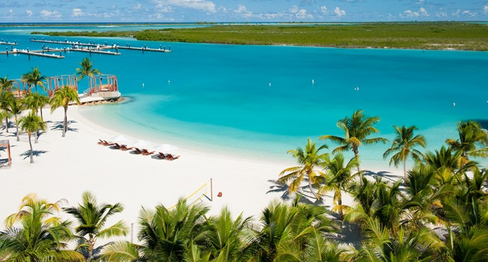 Providenciales in Turks and Caicos is the first on the list of top 10 island destinations for 2015.