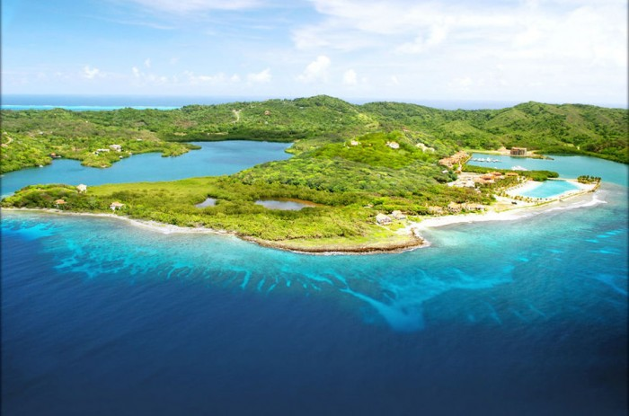 Roatan in Honduras is the third on the list of top 10 island destinations for 2015.