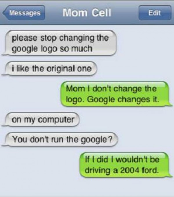 The funniest texts ever sent between parents and their kids.