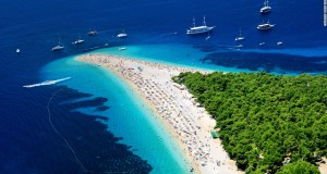 Zlatni Rat beach is one of the most beautiful places to visit in Croatia.