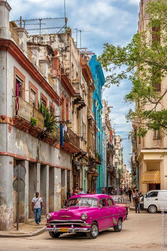 One of 15 unforgettable bucket list trips is Havana.