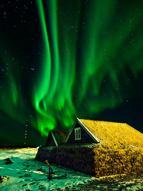One of 15 unforgettable bucket list trips is Reykjavik in Iceland.