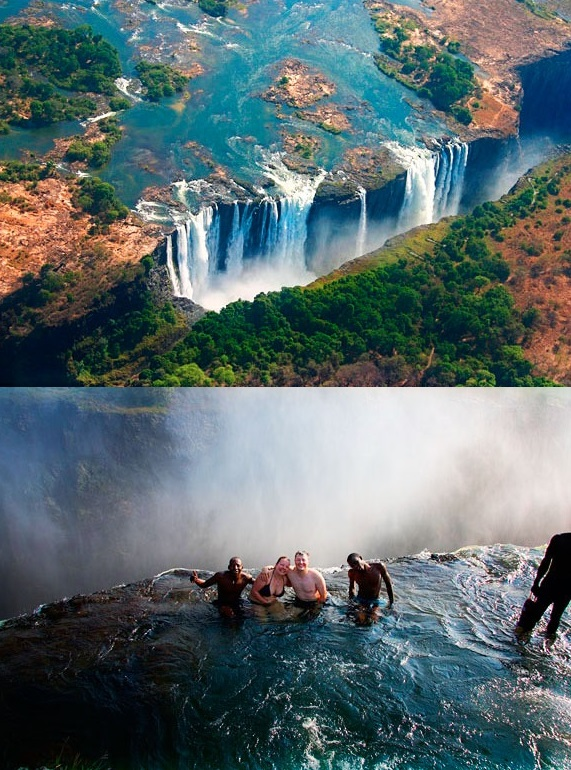 Devil Pool Victoria Falls Pictures To Pin On Pinterest Pinsdaddy
