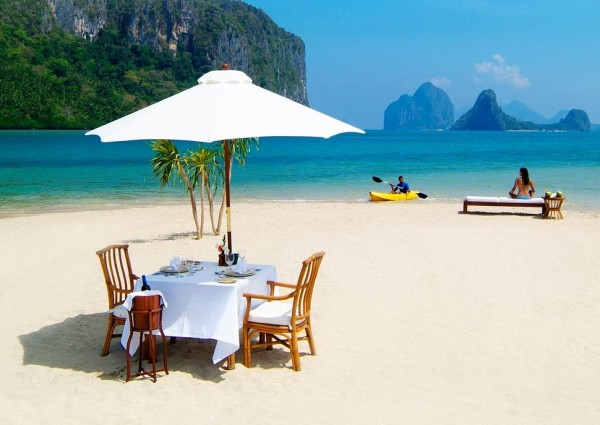 El Nido in The Philippines is one of the 10 best beach getaways this year.
